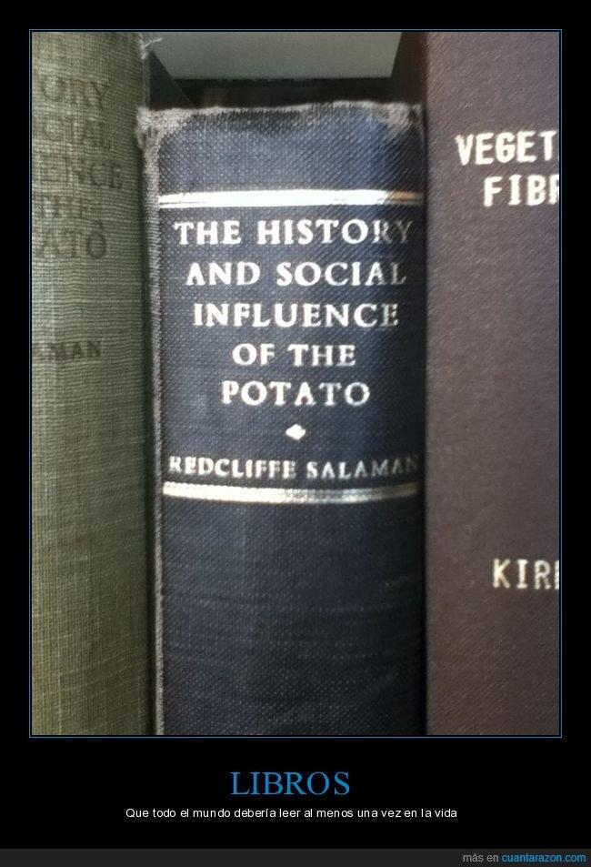 historia,libro,patata