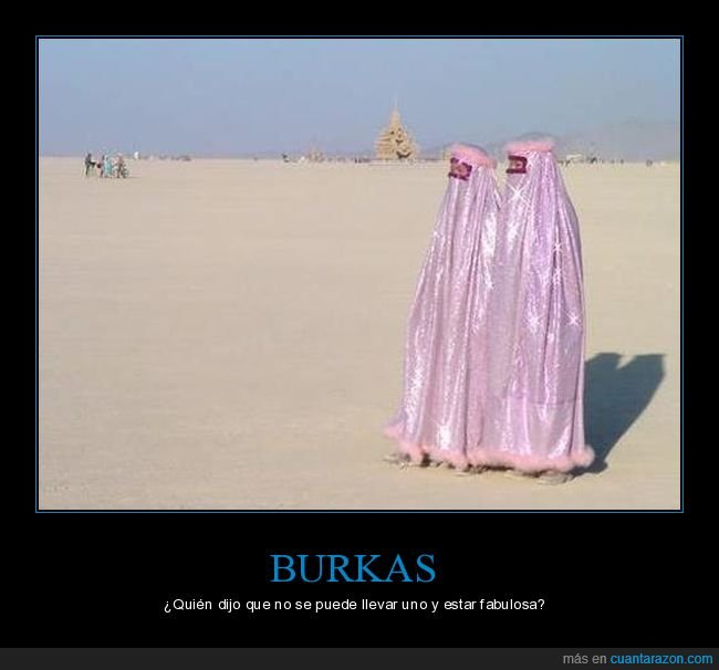 burka,rosa,wtf