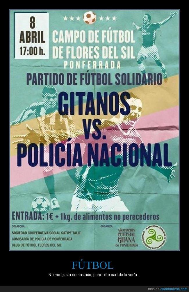 fútbol,partido,policía