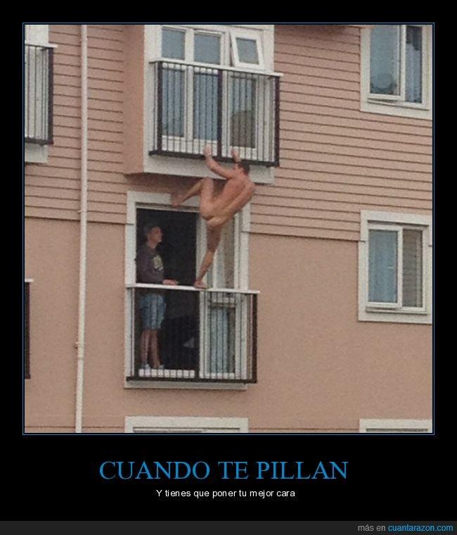 balcón,desnudo,pillada,wtf