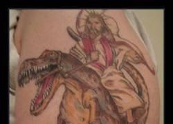 Enlace a Hoy en tatuajes épicos...