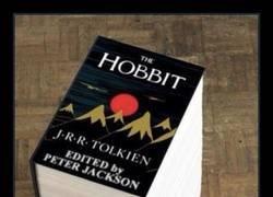 Enlace a El Hobbit, edición de Peter Jackson.
