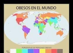 Enlace a Obesos en el mundo