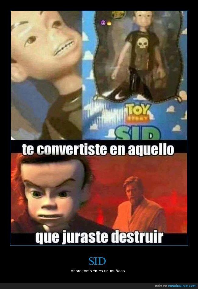 muñeco,sid,toy story