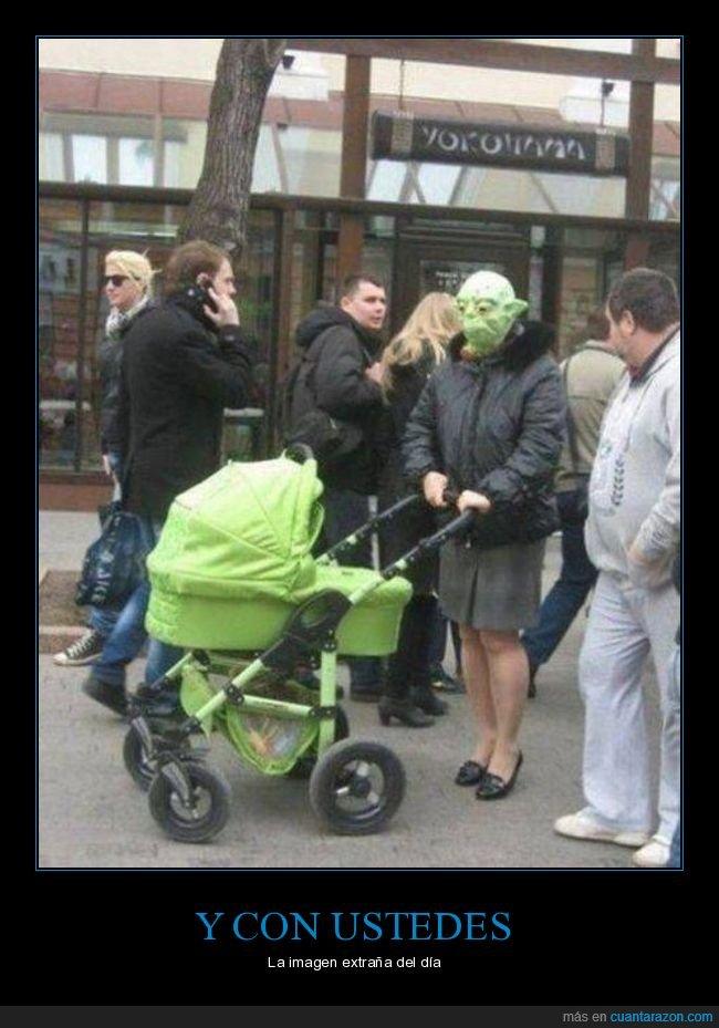 bebé,mascara,wtf,yoda