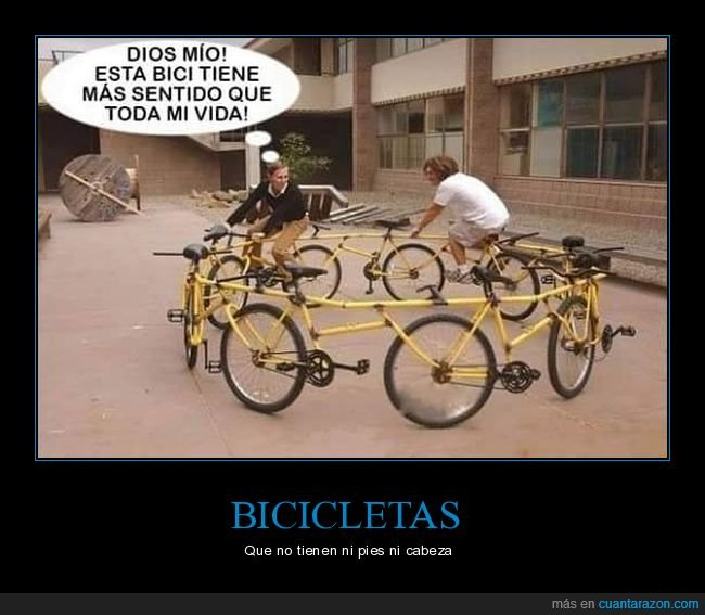 bicicleta,sin sentido,wtf