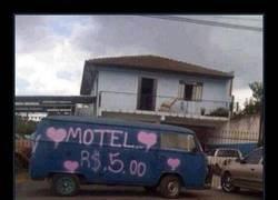 Enlace a Un motel acogedor