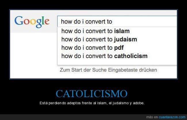 catolicismo,convertir,convertirse,islam,judaísmo,pdf