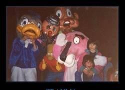 Enlace a Malditos traumas de la niñez...