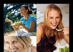 Enlace a Cuando tu ensalada te cuenta un chiste