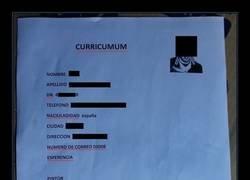 Enlace a Cuando la primera palabra del currículum está mal escrita, mal vamos...