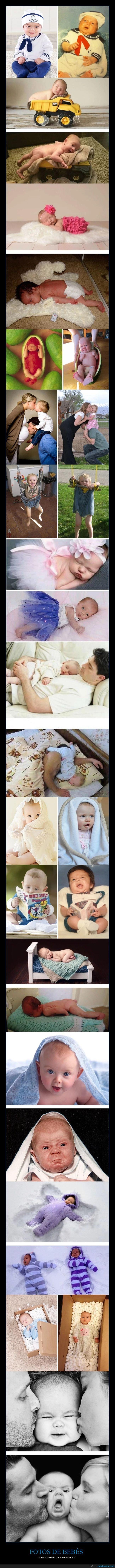 bebés,fails,fotografías