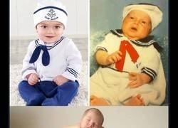Enlace a Fails de fotografías de bebés que se supone serían geniales… y los son, pero por otra razón