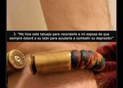 Enlace a Explicando el hermoso significado de sus tatuajes