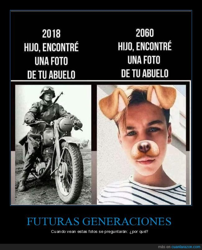 2018,2060,abuelo,filtro del perrito,foto