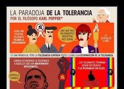 Enlace a La paradoja de la tolerancia