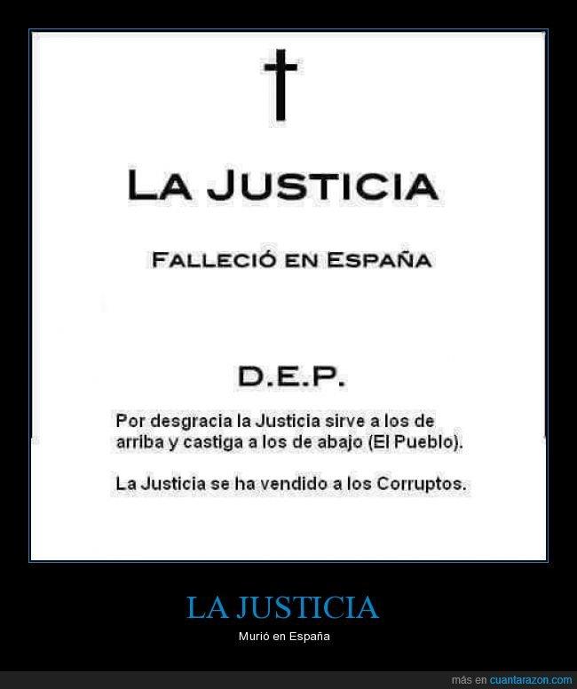 dep,españa,esquela,justicia