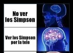 Enlace a Los Simpson viven en nuestra memoria