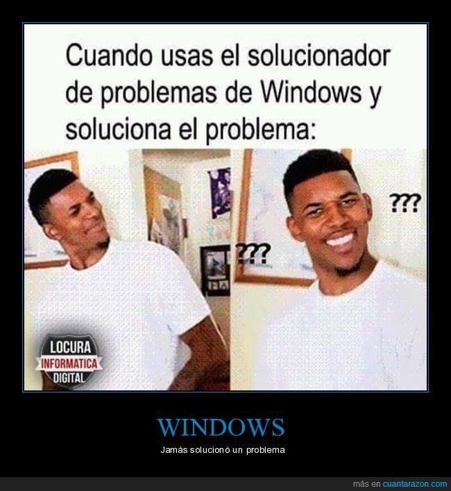 problema,solucionador de problemas,windows