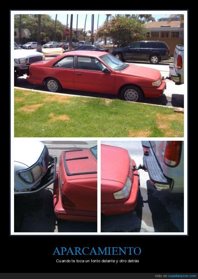aparcamiento,coche,fails