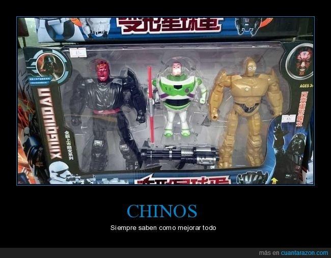 chinos,fails,muñecos