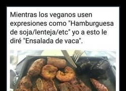 Enlace a Ensalada de carne
