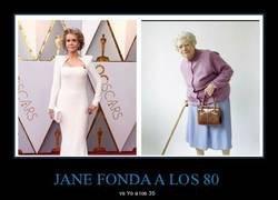 Enlace a Jane Fonda ha hecho un pacto con el diablo
