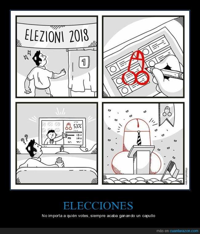dibujo,elecciones,políticos,votar