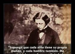 Enlace a Una cita de Lewis Carroll