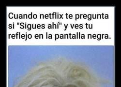 Enlace a Netflix se preocupa por ti