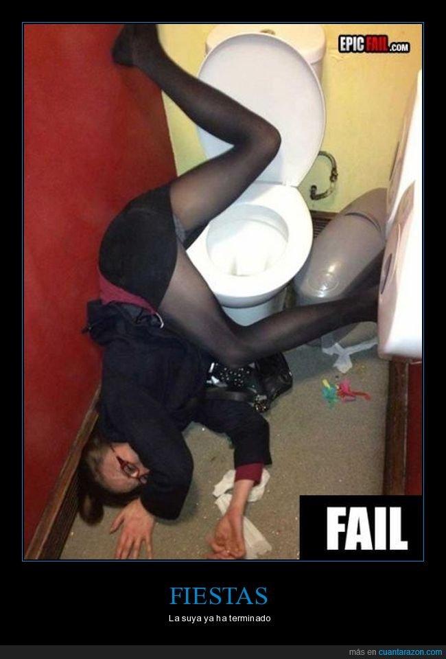 aseo,borracha,fails,fiesta