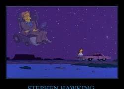 Enlace a No te olvidaremos, profesor Hawking