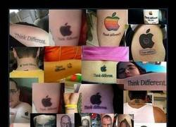 Enlace a Think different