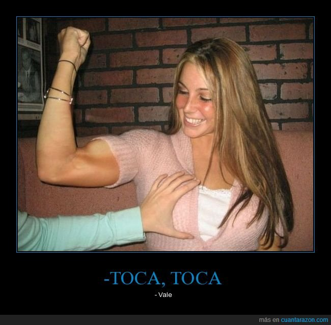 brazo,músculo,tocar