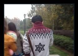 Enlace a ¿A quién se le ocurrió ese jersey?