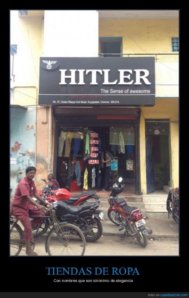 hitler,ropa,tienda