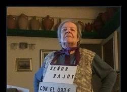 Enlace a Un mensaje para Rajoy