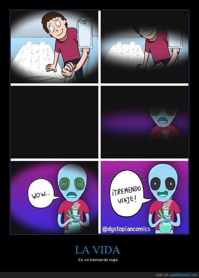 colocón,extraterrestre,vida