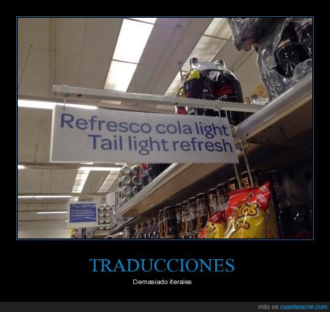 cola,fail,refresco,tail,traducción