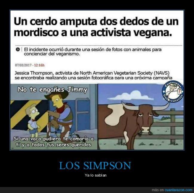 cerdo,dedos,vegana