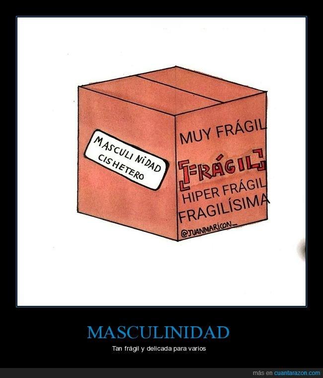 cis,fragil,hetero,masculinidad,real