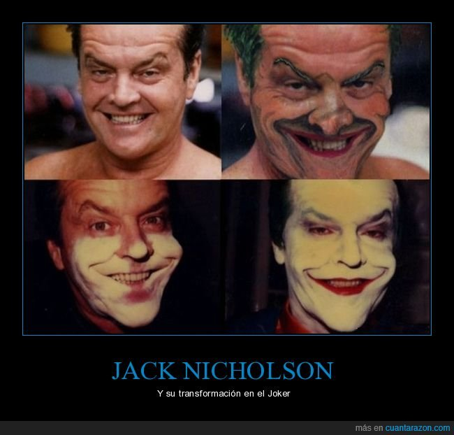 cine,jack nicholson,joker