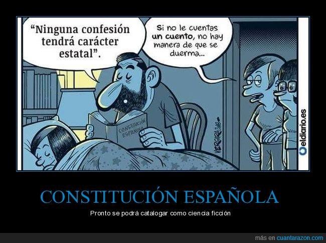 constitución,cuento,dormir