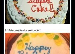 Enlace a Decoradores de pasteles acabaron con la fiesta