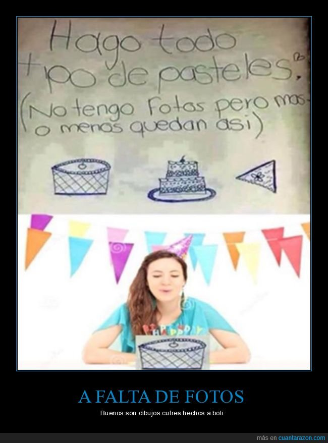 dibujos,fails,pasteles