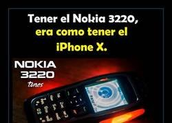 Enlace a El iPhone X de los Nokia