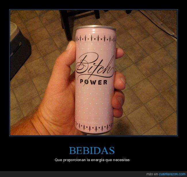 bebida energética,nombre