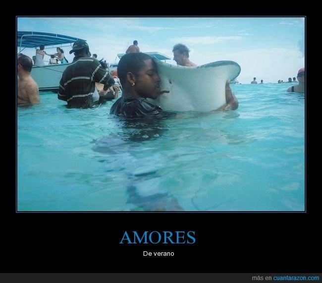 amor,mar,raya