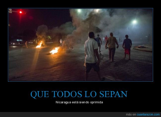 crisis,nicaragua,oprimida