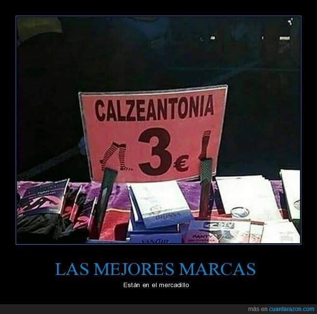 calzeantonia,calzedonia,marca,mercadillo